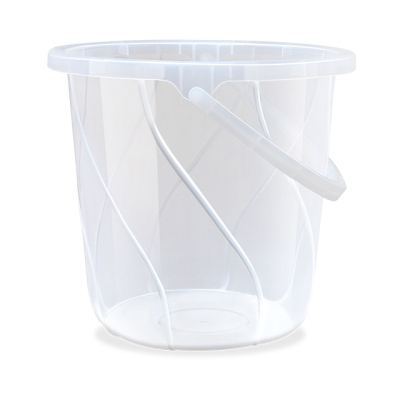 ORBIT BUCKET (TRANSPARENT)