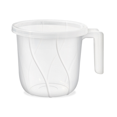 ORBIT MUG (TRANSPARENT)