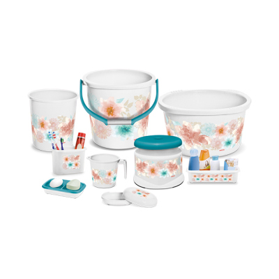 OASIS WASTE PAPER BATH SET