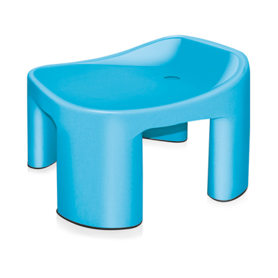 SOLID BACKREST STOOL