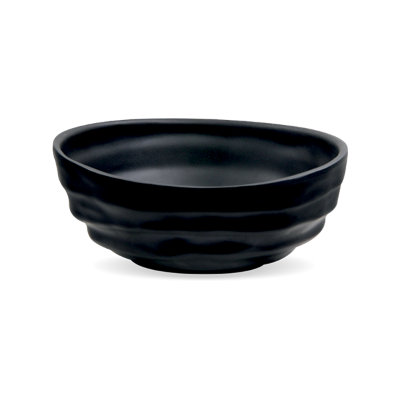 SWIRL SERVING BOWL (ROUND)