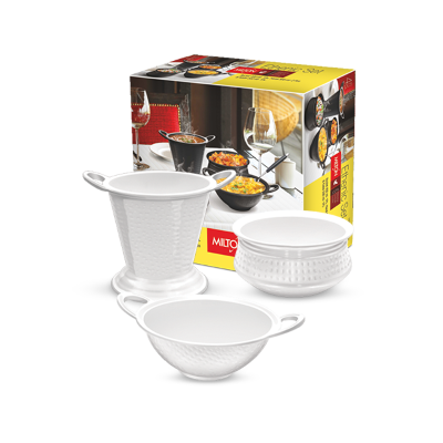 ETHNIC SERVING SET
